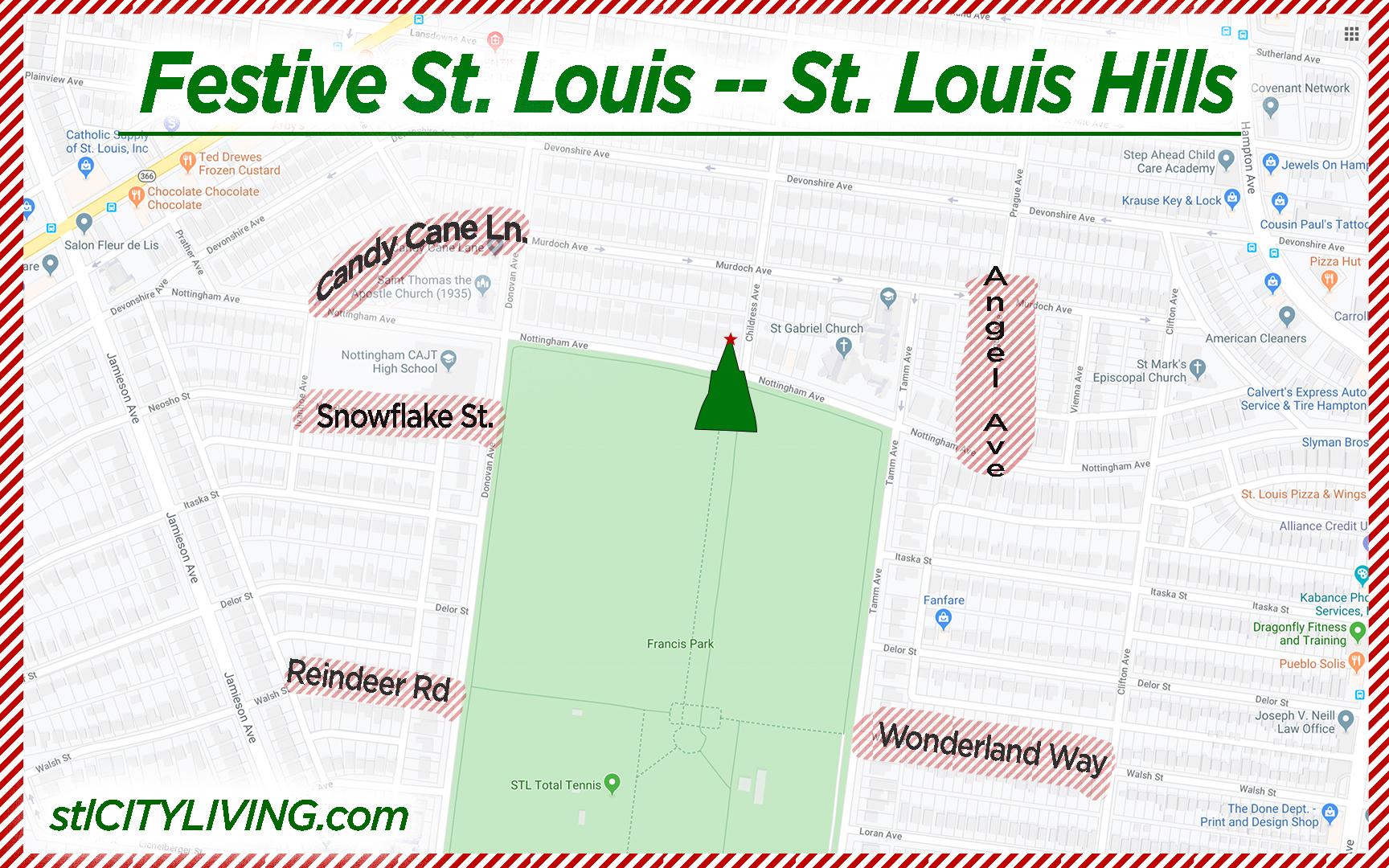 Candy Cane Lane Map (2)